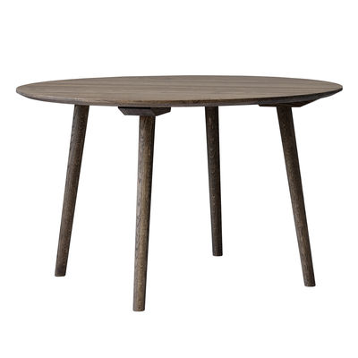 Table ronde In Between SK4 / Ø 120 cm - Noyer - &tradition bois naturel en bois