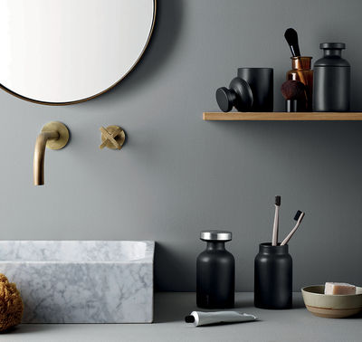 pour salle de bain Topf / mit Deckel - Eva Solo