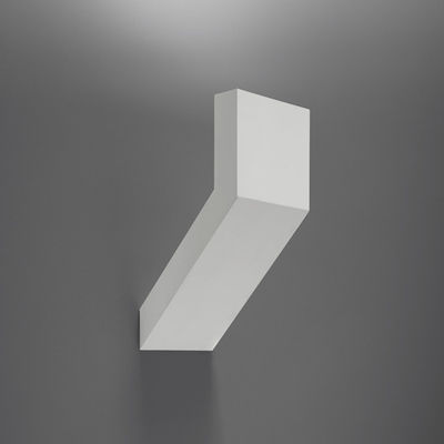 Luminaire - Appliques - Applique d'extérieur Chilone LED - Artemide - Aluminium - Aluminium verni