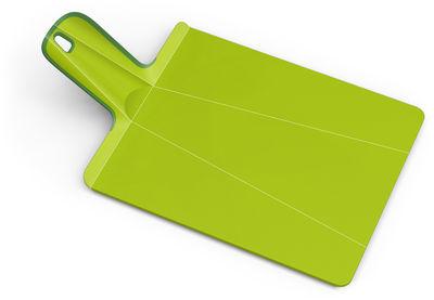 Küche - Einfach praktisch - Chop2Pot Schneidebrett zusammenklappbar - Joseph Joseph - Grün - Polypropylen