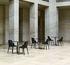 Allez 4L OUTDOOR Square table - / 70 x 70 cm - Steel by Normann Copenhagen