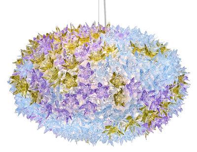 Suspension Bloom Bouquet / Large Ø 53 cm - Kartell lavande en matière plastique