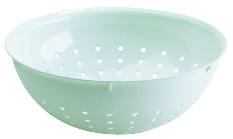 Kitchenware - Kitchen Equipment - Palsby Colander - Ø 21 cm by Koziol - White - Plastic material