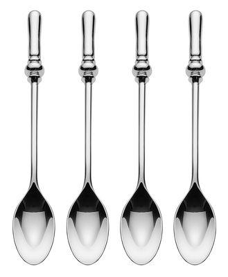 Cuillère à café Dressed / Set de 4 - Alessi acier en métal