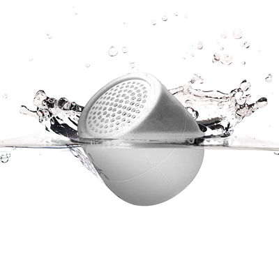 Accessoires - Enceintes audio & son - Mini enceinte Bluetooth Mino X - 3W /FLOTTANTE - Sans fil - Lexon - Blanc - ABS, Silicone