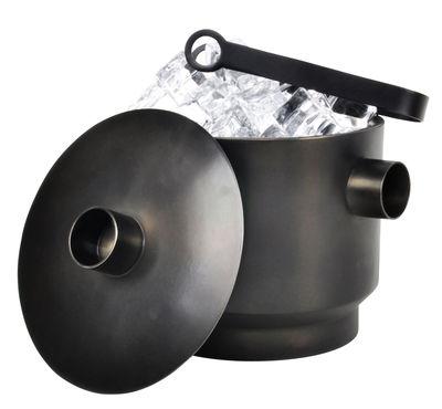 Secchiello per il ghiaccio Rondo - XL Boom - Nero - Metallo
