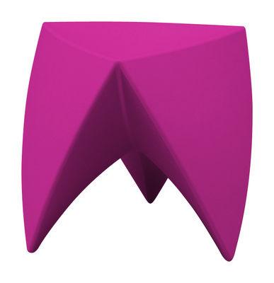 Tabouret empilable Mr. LEM / Plastique - MyYour lilas en matière plastique