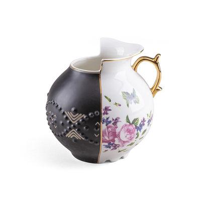 Déco - Vases - Vase Hybrid Lfe / Ø 19,5 x H 18,5 cm - Seletti - Lfe - Porcelaine
