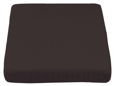 Coussin d'assise / Pour Pied de parasol Cube - Sywawa noir en tissu