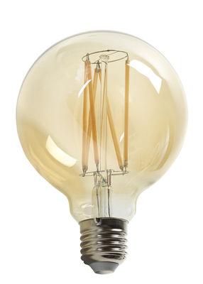 Lighting - Light Bulb & Accessories - Edison Filament LED bulb E27 by Serax - Transparent / Ø 9,5 cm - Glass