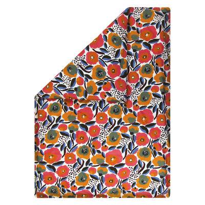 Déco - Textile - Housse de couette 240 x 220 cm Rosarium - Marimekko - Rosarium / Multicolore - Coton