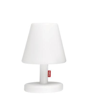 Lampe Edison the Medium Bluetooth / H 51 cm - LED - Fatboy blanc en matière plastique