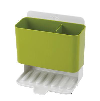 Organiseur d'évier Caddy Tower / Compact - Joseph Joseph blanc,vert en matière plastique