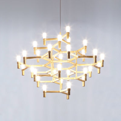 Pendant Crown Major By Nemo Gold Made In Design Uk
