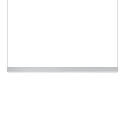 Lighting - Pendant Lighting - Tru Downlight LED Pendant - / L 175 cm by Nemo - White - Extruded aluminium