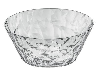 Saladier Crystal 2.0 / Ø 27 cm - Koziol transparent en matière plastique