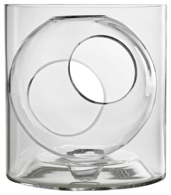 Decoration - Vases - Four Vase by Muuto - Clear - Mouth blown glass
