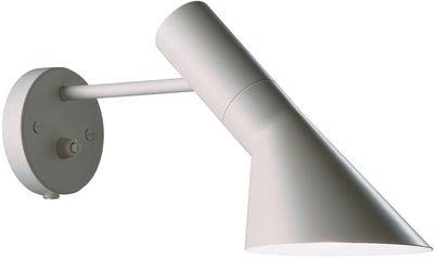 Luminaire - Appliques - Applique AJ - Louis Poulsen - Blanc - Acier