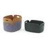 Restore Basket - / 35 x 48 cm - 100% recycled felt by Muuto