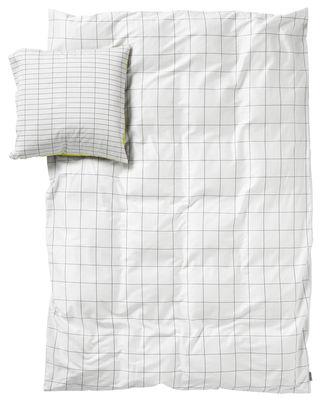 Decoration - Bedding & Bath Towels - S&B Minimal Bedlinen set for 1 person - For one - 140 x 200 cm by Hay - Lemon - Cotton