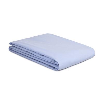 Housse de couette 260 x 240 cm / Percale lavée - Au Printemps Paris bleu en tissu