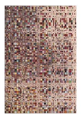 Déco - Tapis - Tapis Bead / 200 x 300 cm - Moooi Carpets - Multicolore - Polyamide