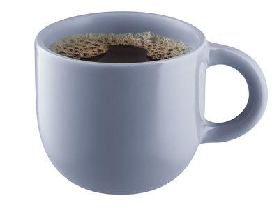 Tasse à thé Globe / Grès - 0,4 L - Eva Solo bleu nordique en céramique