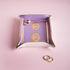 Eyes Tray - / Trinket bowl 16-carat gold by Jonathan Adler