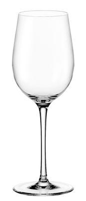 Arts de la table - Verres  - Verre à vin blanc Ciao+ / 370 ml - Leonardo - Transparent - Verre