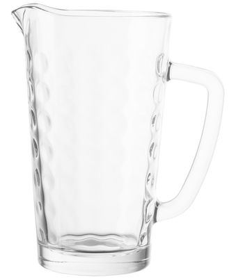 Carafe Optic - Leonardo transparent en verre