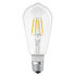 Connected LED E27 bulb - / Smart+ - 5.5 W = 50 W Edison Filaments by Ledvance
