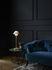 Lampada da tavolo Oxford Double - / Ottone satinato & Porcellana di Original BTC