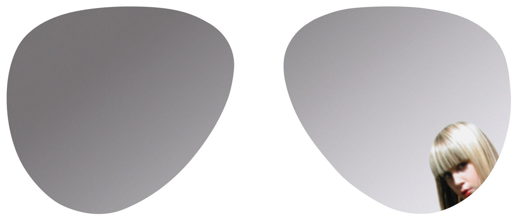 Möbel - Spiegel - Aviator Selbstklebende Spiegel / selbstklebend - Domestic - Spiegel - Perspex