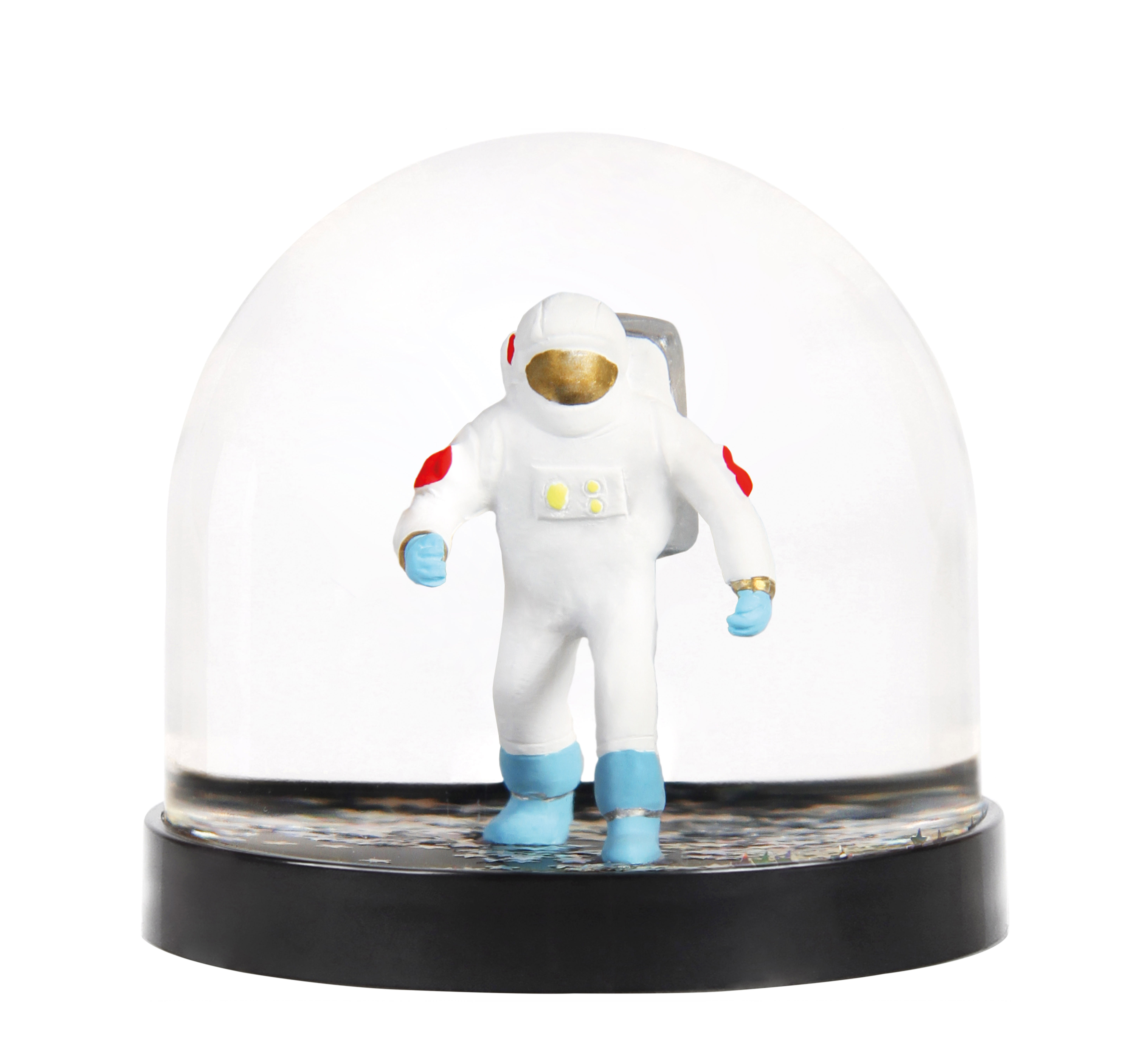 Decoration - Children's Home Accessories - Snowball - / Astronaut by & klevering - Astronaut - Mineral oil, Plastic