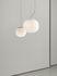 Sospensione Lita - / LED - Ø 30 cm di Luceplan