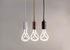 Suspension Drop Cap / Sans ampoule - Plumen