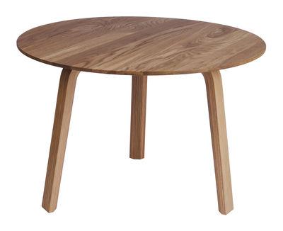 Table basse Bella / Ø 60 x H 39 cm - Hay bois naturel en bois