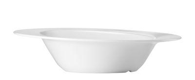 Arts de la table - Assiettes - Assiette creuse Amfio / Ø 23 cm - Porcelaine - Eva Solo - Blanc - Porcelaine