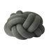 Cuscino Knot - / Fatto a mano - 30 x 30 cm di Design House Stockholm