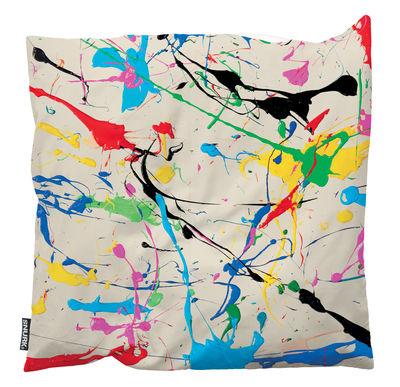 Housse de coussin Splatter Snurk   50 x 50 cm / Multicolore | Made