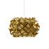 Ring Sphere Pendant - / Ø 50 x H 35 cm - PVC by Pallucco