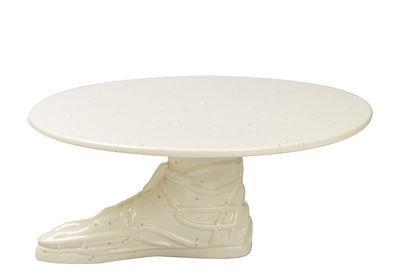 Plateau à gâteau Hestia / Ø 32 cm - Doiy blanc en céramique