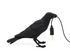 Bird Waiting Table lamp - / Still raven by Seletti