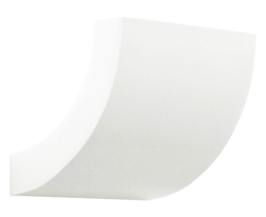 Leuchten - Wandleuchten - Picchio Wandleuchte LED - Martinelli Luce - Weiß - Aluminium