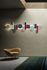 Applique Totem LED / L 200 cm - 13 formes aimantées - Pallucco