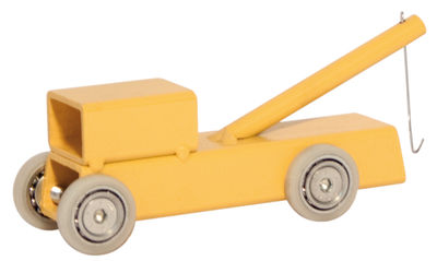Decoration - Home Accessories - Archetoys Dépanneuse Decoration by Magis Collection Me Too - Yellow - Painted steel