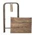 Klappsockel / Recyceltes Holz 67 x 50 cm - Bloomingville