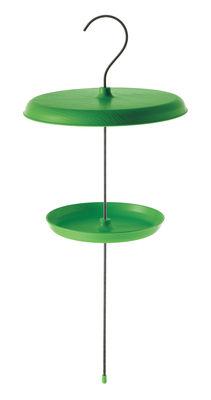 Jardin - Déco et accessoires de jardin - Mangeoire à oiseaux Bird Table - Magis - Vert - Acier inoxydable, Polypropylène
