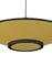 Cymbal Medium Pendant - / Ø 70 - Velvet by Forestier