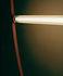 WireLine LED Pendant - / Glass tube L 130 cm & rubber strap by Flos